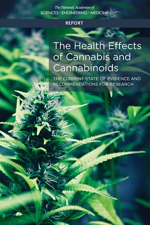 National Academies Bestseller is About Cannabis