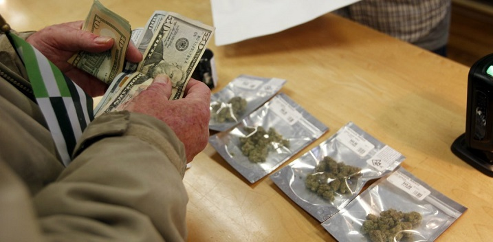 Dearth of Licenses Overshadows Legal Cannabis Sale