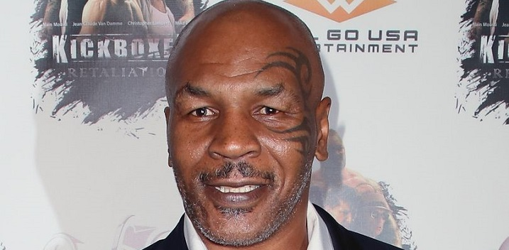 Mike Tyson to Start a Cannabis Business in California