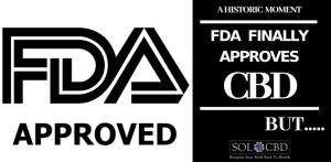 CBD Finally Gets FDA Approval for Rare Epilepsy