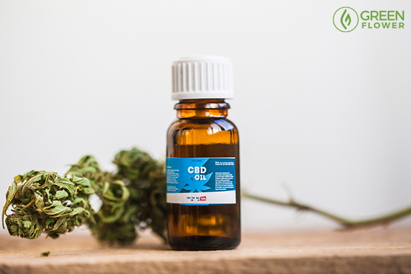 CBD oil is made in a similar process to other cannabis oils.