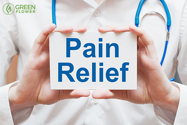 Cannabis oil benefits: Chronic pain is the #1 reason people use cannabis.