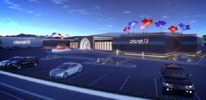 Cannabis Entertainment Complex: Las Vegas Rings in A New Concept
