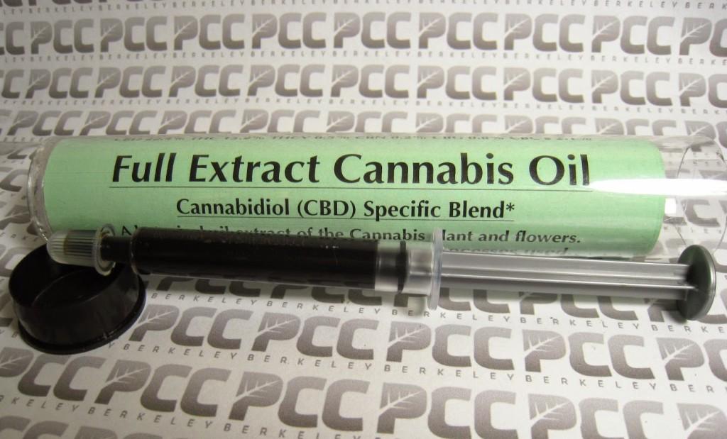 CBD-extract Cannabis Oil