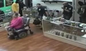 Cops Go On a Wild Rampage While Raiding a Peaceful Cannabis Dispensary