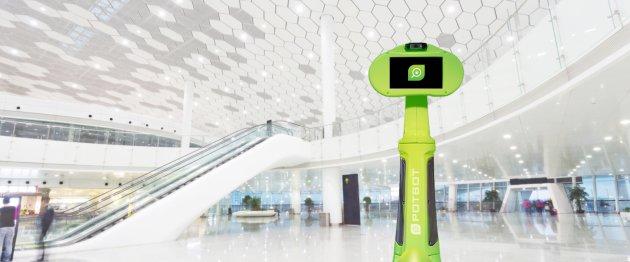PotBot+Robotic+Kiosk