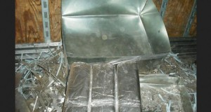$1 Million Cannabis Seized from Scrap Metal Shipment