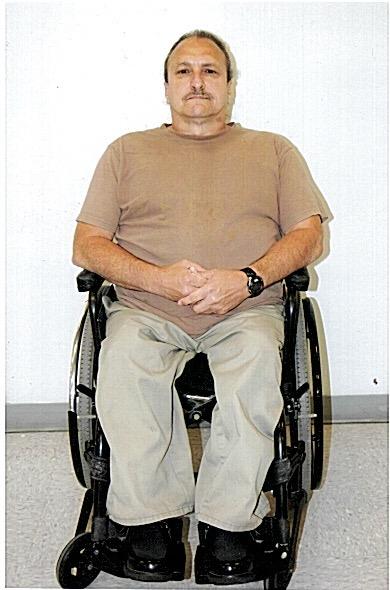 Michael Pelletier, serving life without parole, does oil paintings.