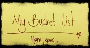 What's on Your Marijuana Bucket List?