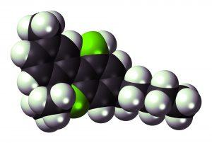 CBN molecule