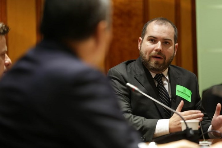 Raul Elizalde, the father of Grace Elizalde, and his family were the first in Mexico to sue the federal government and win the right to import CBD hemp oil to treat their daughter Grace's severe form of epilepsy known as Lennox-Gastaux Syndrome. Here, Raul speaks to Mexican legislators about CBD hemp oil.