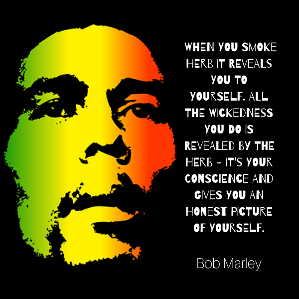 Marley Quote - The Cannabis Advisory