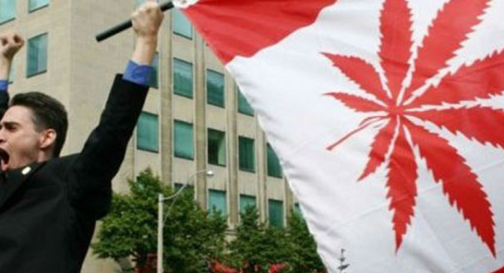 Canada Makes History: Recreational Cannabis Legal