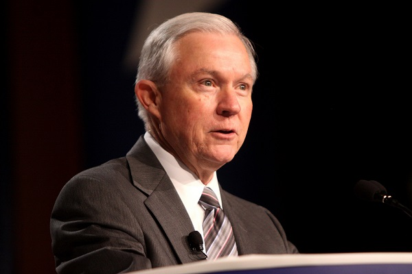 Jeff Sessions and Legal Marijuana