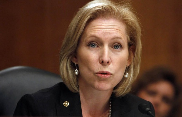 Top 10 Women in Cannabis: Kirsten Gillibrand
