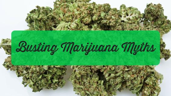 10 Most Longstanding Marijuana Myths Busted