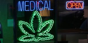 Marijuana Dispensaries Sold to Recreational Users?