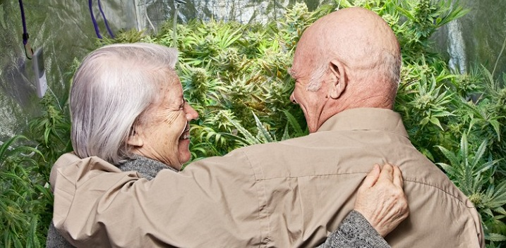 CBD For Chronic Pain in Elderly, with No Nasty Side Effects
