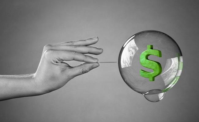 Is the Marijuana Stock Bubble Deflating?