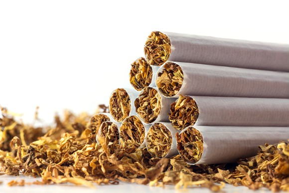 Is Big Tobacco signaling its interest in the marijuana space?