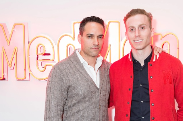 MedMen's co-founders Adam Bierman and Andrew Modlin.