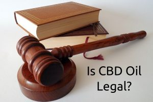 Most importantly, is CBD oil legal in your state?