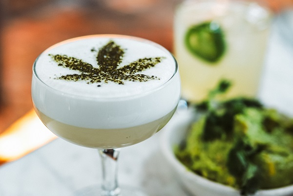 In states where marijuana is legal, and CBD is widely available, users are free to go to the nearby coffee shop and put hemp-derived CBD in their latte.
