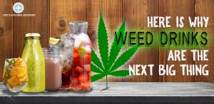 weed drink