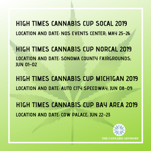 Details for Other High Times Cannabis Cup Events
