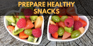 Cannabis and the Munchies: Prepare Healthy Snacks